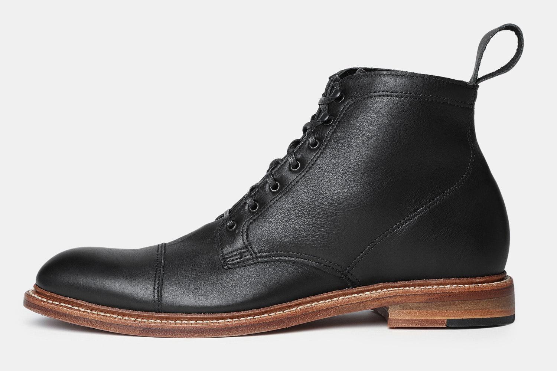 Oak Street Captoe Boot –Massdrop Exclusive
