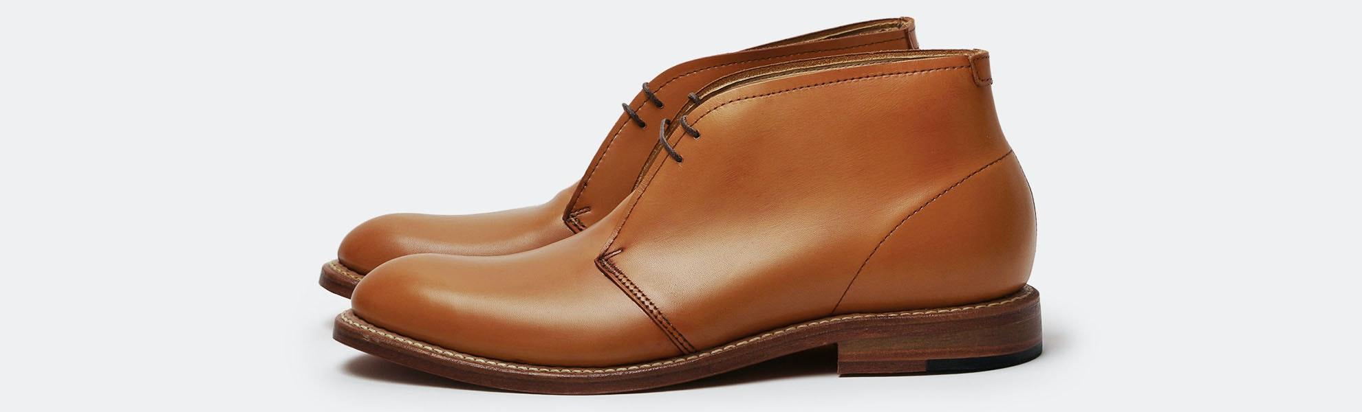 Oak Street Bootmakers Chukka – Massdrop Exclusive
