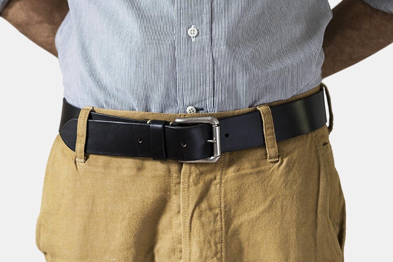 Oak Street Bootmakers Horween Chromexcel Belt