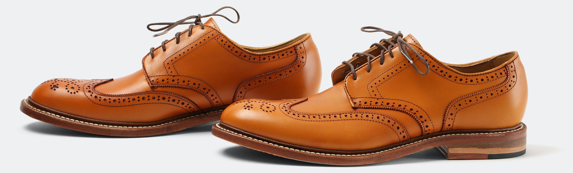 Oak Street Bootmakers Wingtip – Massdrop Exclusive