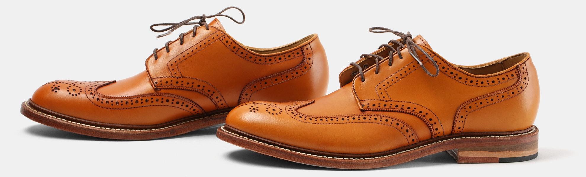 Oak Street Bootmakers Wingtip – Massdrop Exclusive