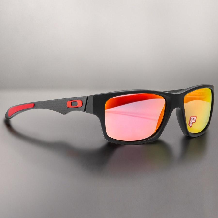 8715df148a Oakley Jupiter Carbon Polarized Ferrari Sunglasses
