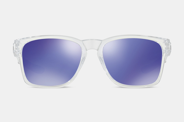 Polished Clear/Violet Iridium (- $15)