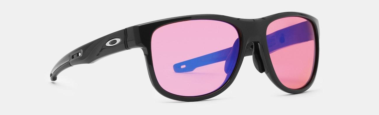 22d2dff3587 Oakley Crossrange R Prizm Low-Bridge-Fit Sunglasses