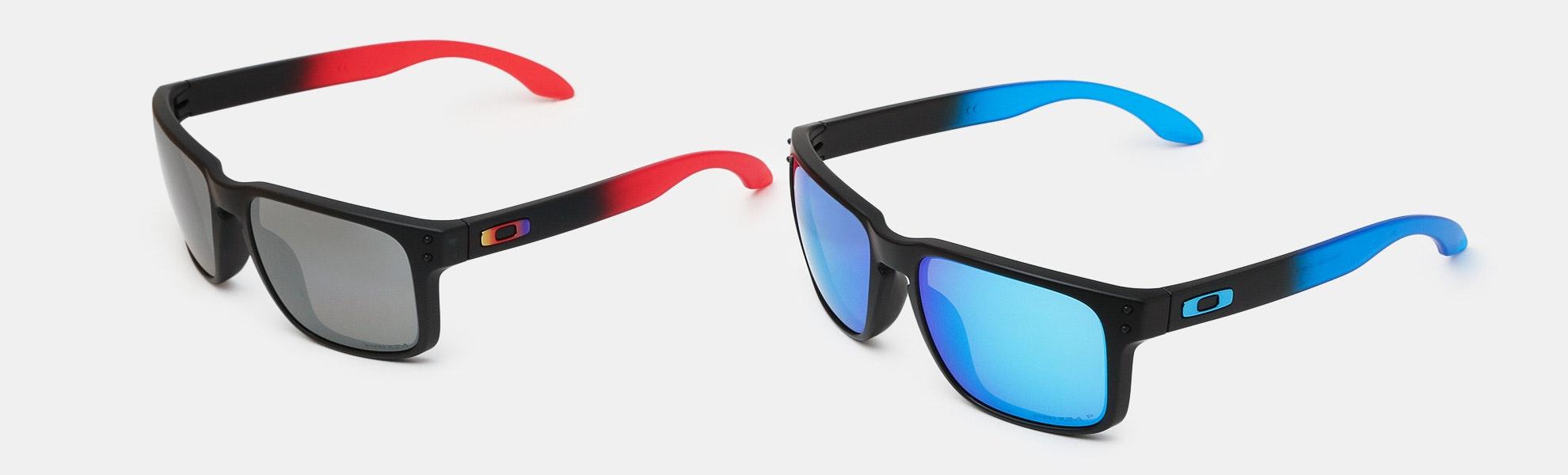 Oakley Holbrook Fade Polarized Sunglasses