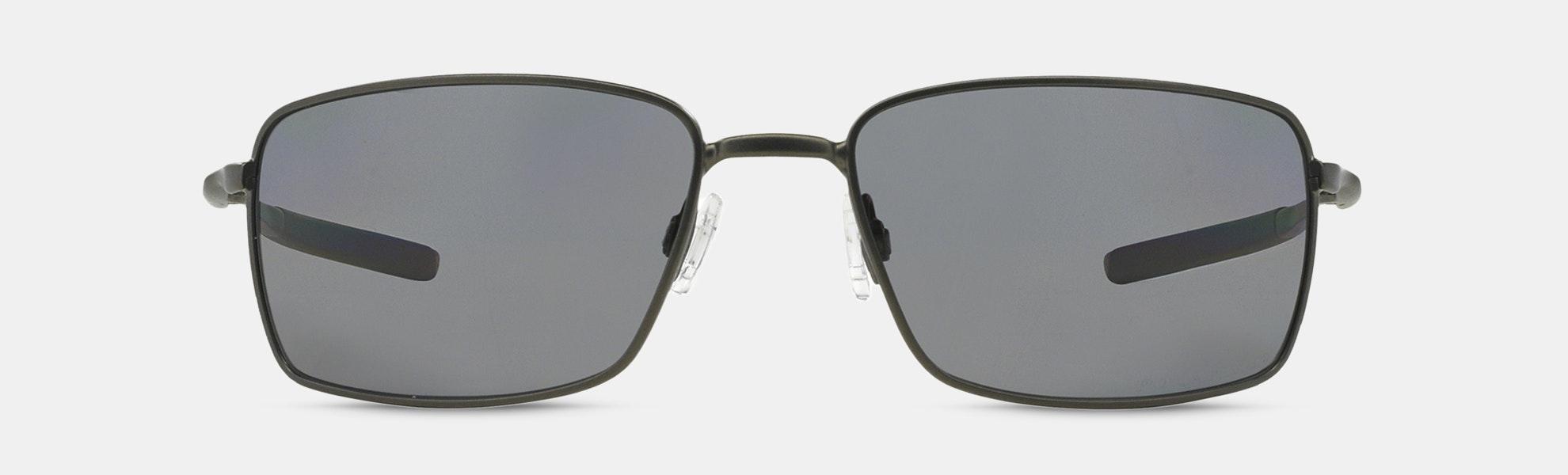 Oakley Square Wire Polarized Sunglasses