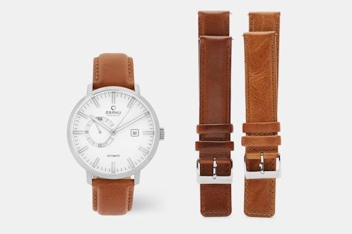 Obaku Denmark Utrolig Automatic Watch