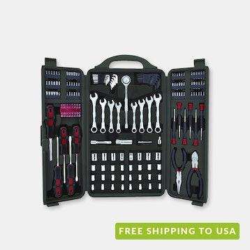 OEM Tools 80/200-Piece Tool Sets