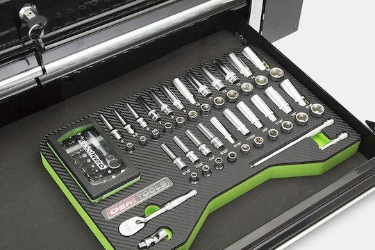 OEM Tools 80-Piece 1/4 Ratchet & Socket Set
