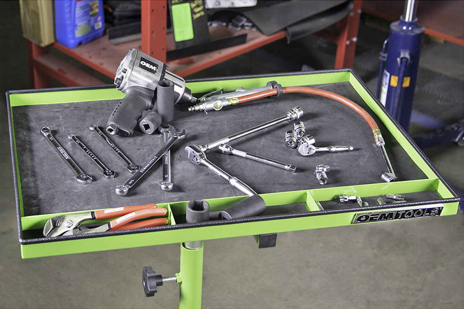 OEM Tools Portable Tear-Down Tray
