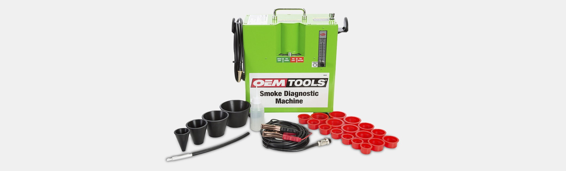 OEM Tools Smoke Diagnostic Machine
