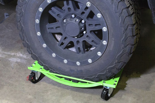 OEM Tools Vehicle Dolly 0.5-Ton Capacity (Set of 2)