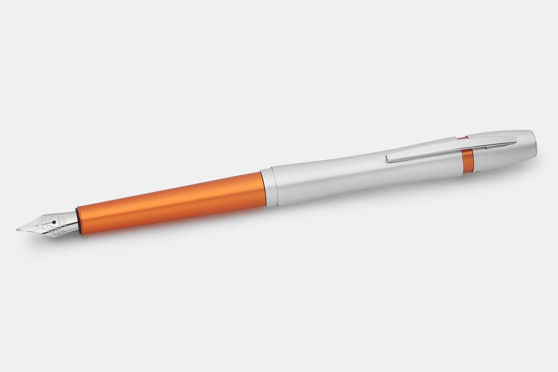 Rook - Silver/Orange