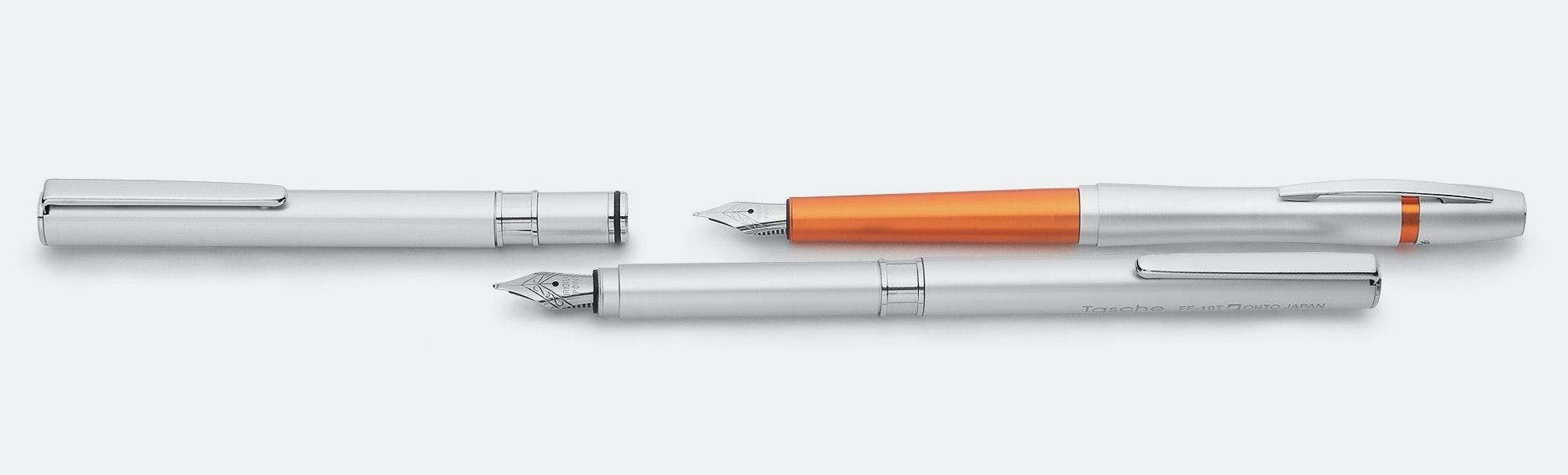 OHTO Pocket Fountain Pens (2-Pack)