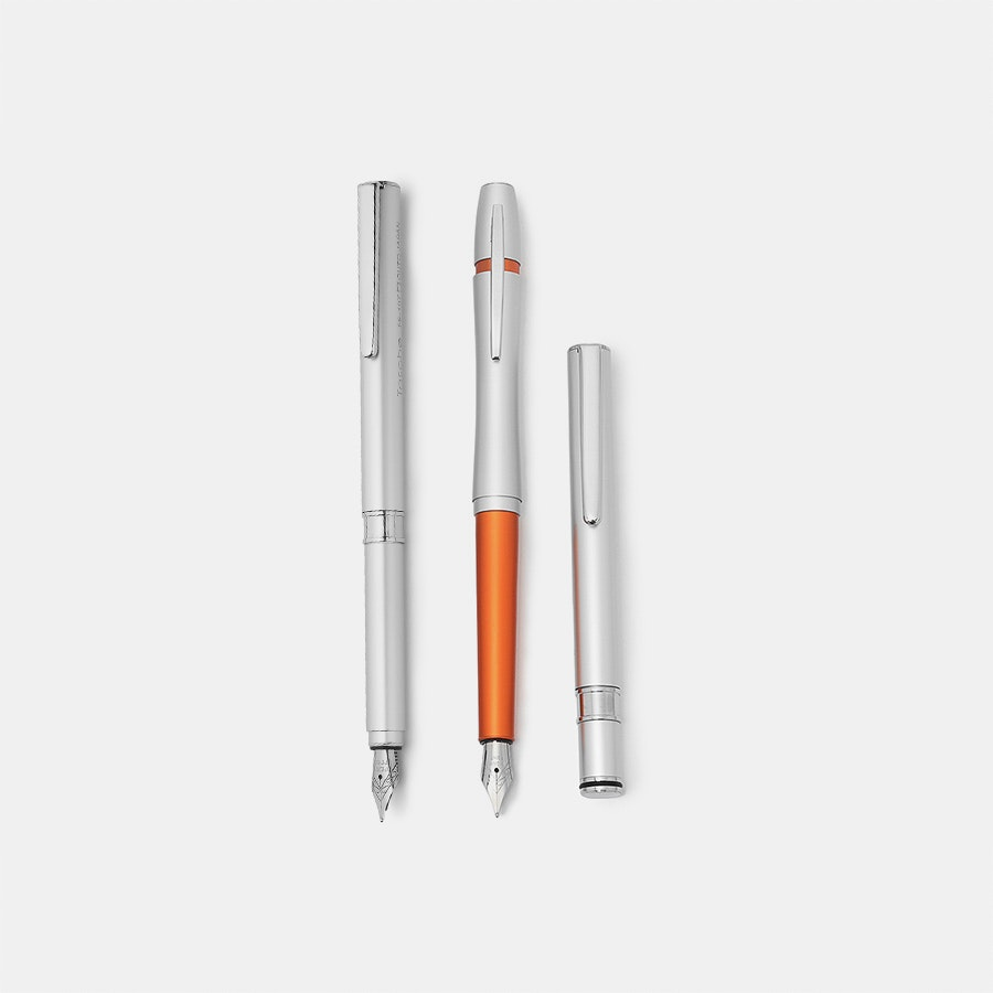 OHTO Pocket Fountain Pens (2-Pack)