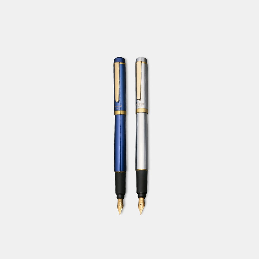OHTO Proud Fountain Pen (2-Pack)