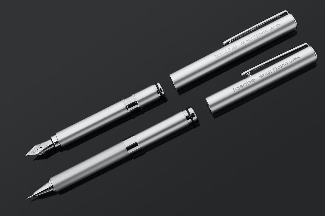 OHTO Tasche Pen & Pencil Set