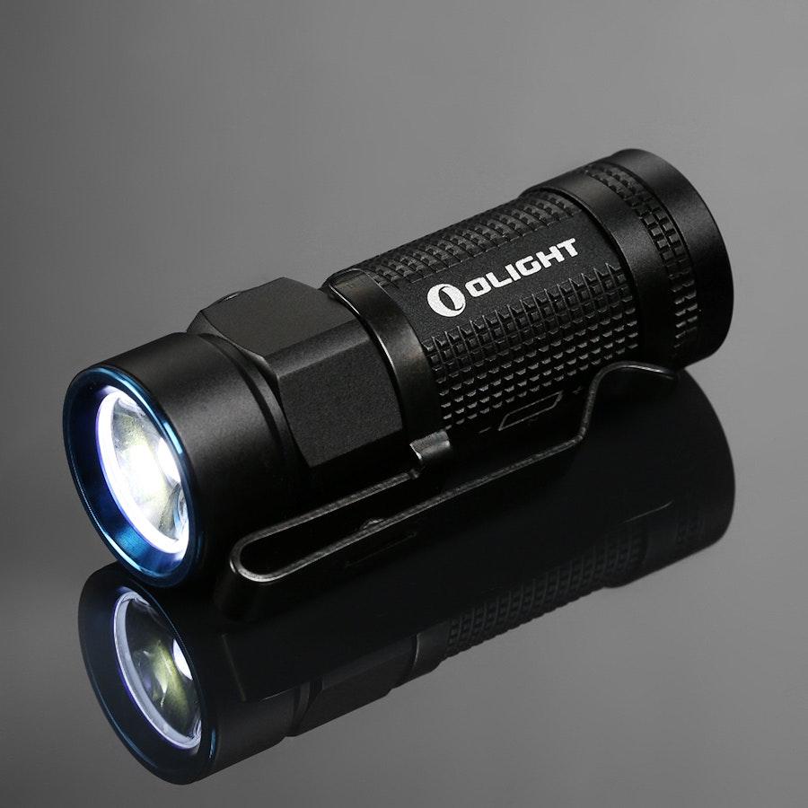 Olight S1 Baton Light Black and Blue