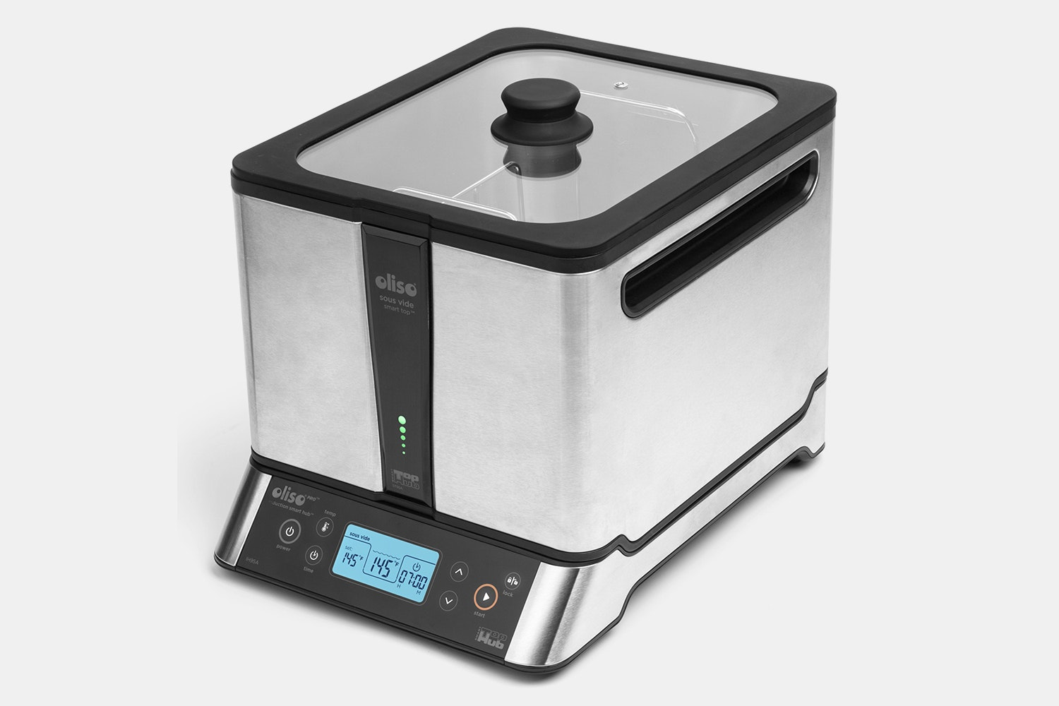 Oliso Sous Vide Smart Hub & Top