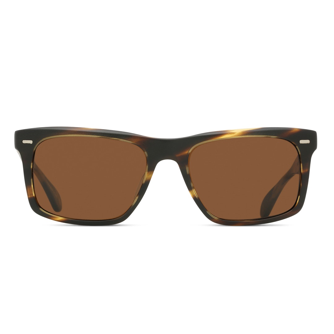 Oliver Peoples Brodsky Polarized VFX Sunglasses