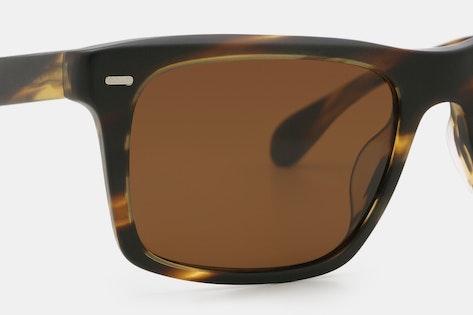 aaeb2d8bdd Model Options. Oliver Peoples Brodsky Polarized VFX Sunglasses
