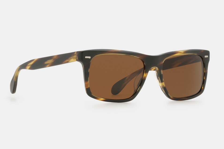 f91e34944f Oliver Peoples Brodsky Polarized VFX Sunglasses