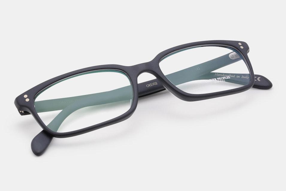 82fce6862b Oliver Peoples Wexley   Denison Eyeglasses