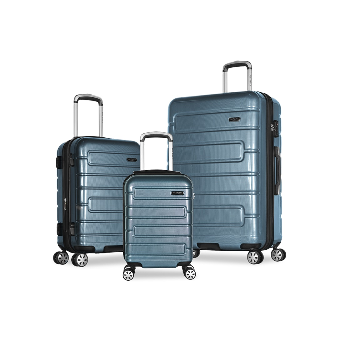 Olympia USA Nema 3-Piece Luggage Set