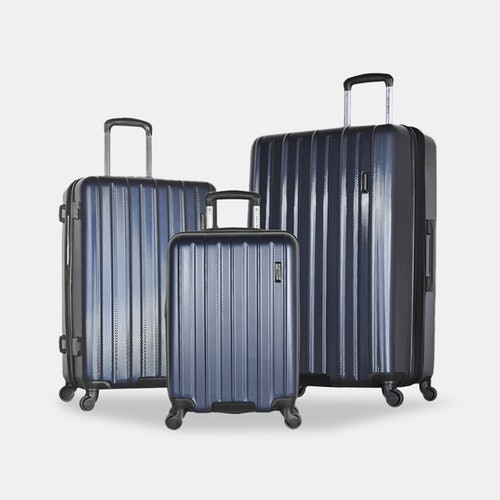 sale uk suitable for men/women elegant shoes Olympia Raven 3-Piece Luggage Set