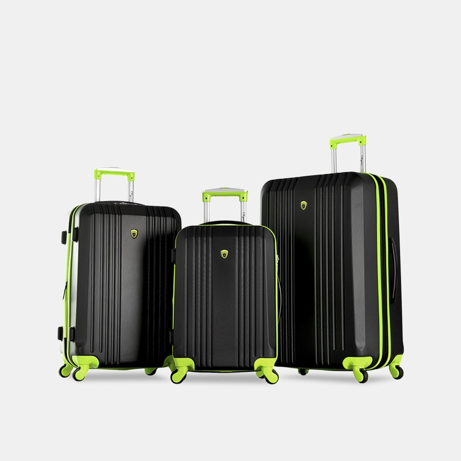 Olympia USA Apache II 3-Piece Luggage Set