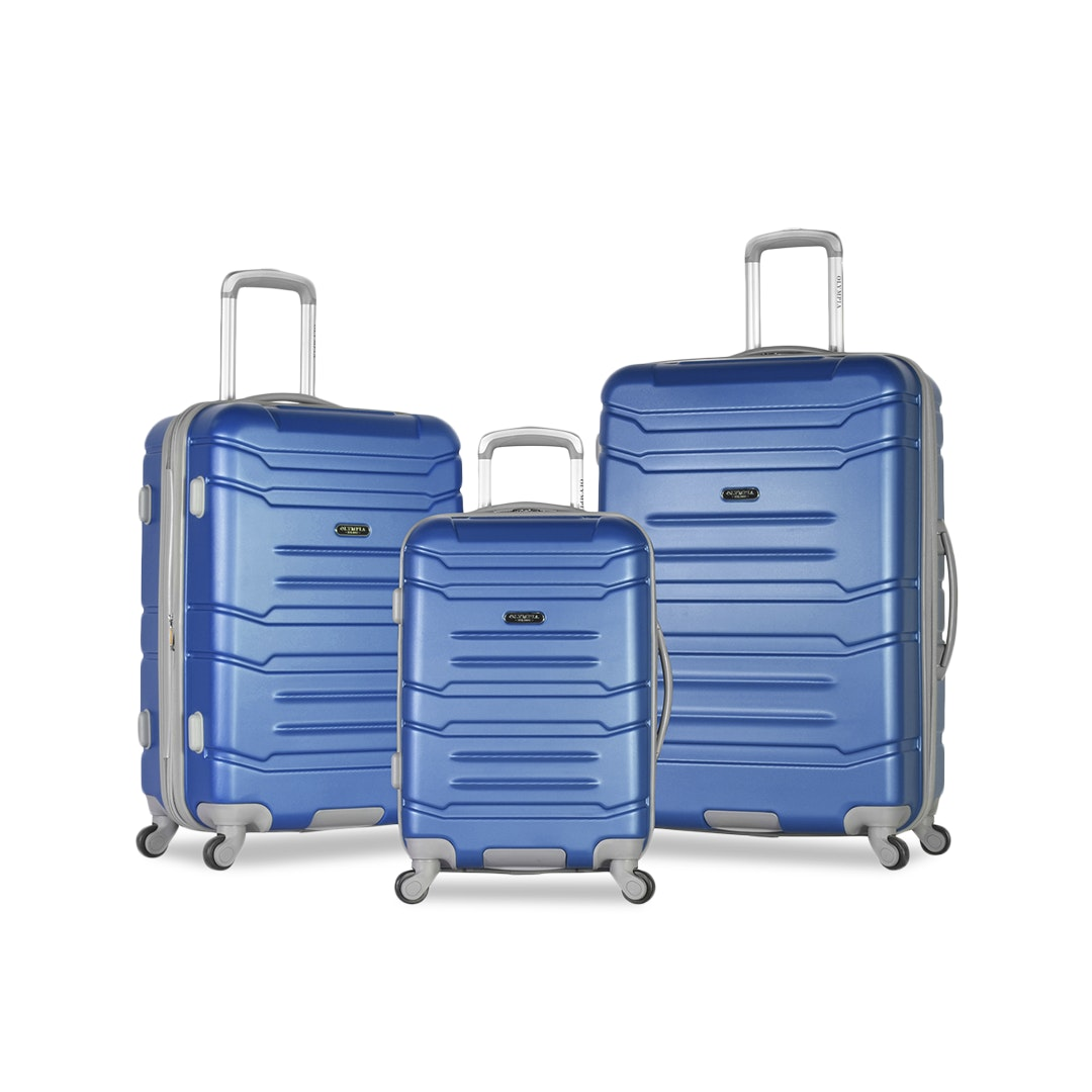 Olympia Denmark 3-Piece Luggage Set