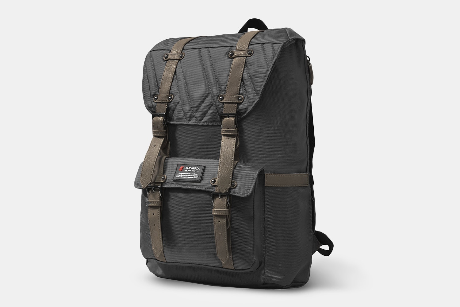 Olympia USA Hopkins Water-Resistant Backpack