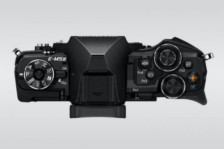 Olympus E-M5 Mark II Digital Camera Body