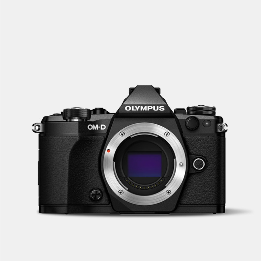 Olympus E-M5 Mark II Digital Camera Body