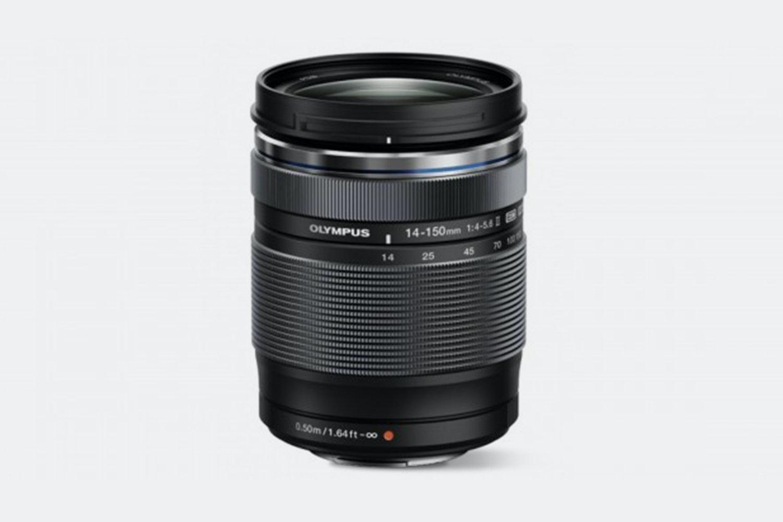 Olympus M.Zuiko ED 14–150mm f4–5.6 II Lens