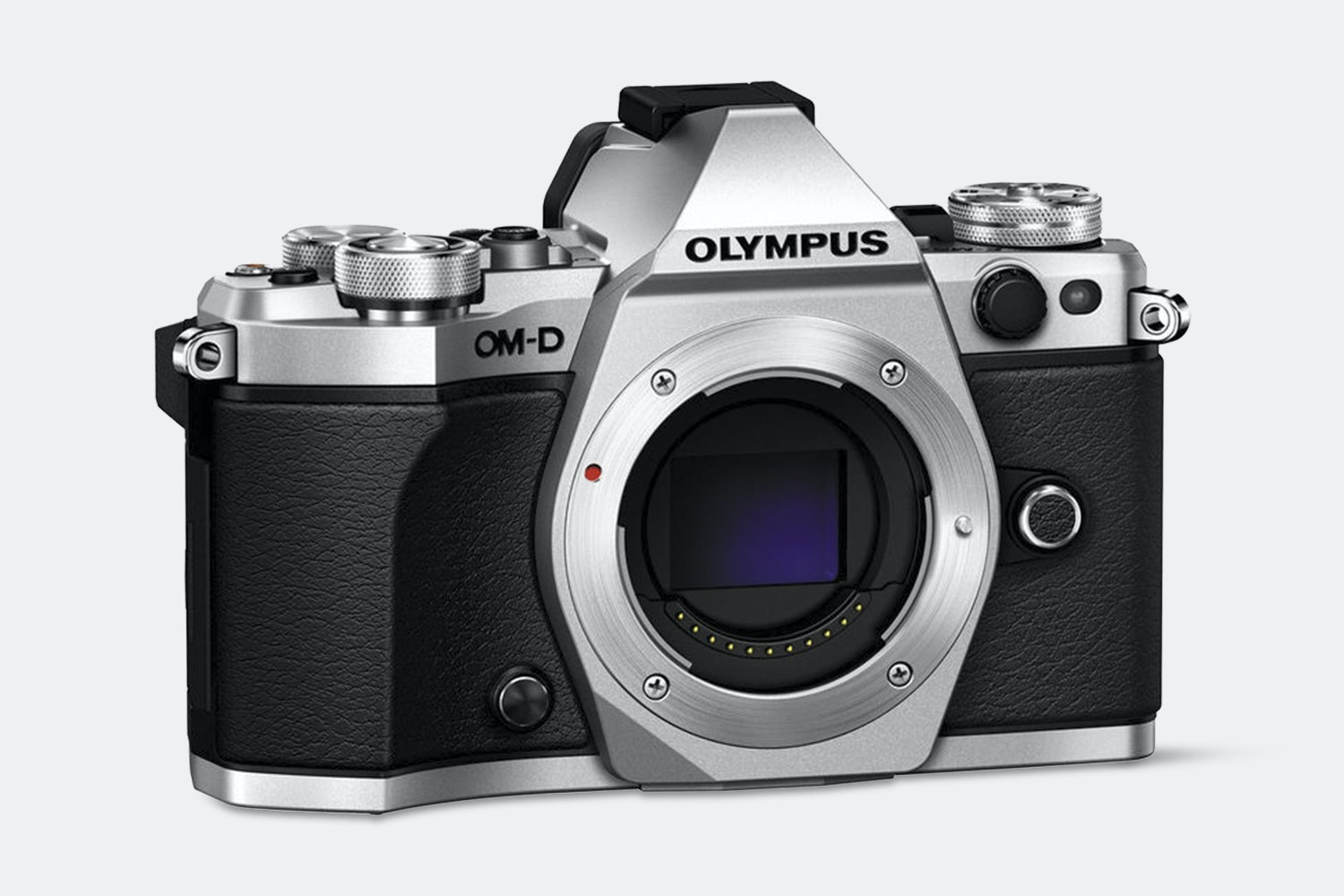 Olympus OM-D E-M5 Mark II with 12-40mm f/2.8 Lens