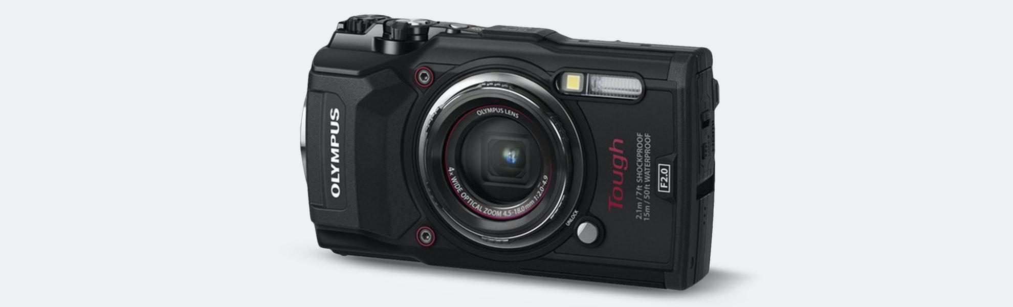 Olympus Tough TG-5 Digital Camera