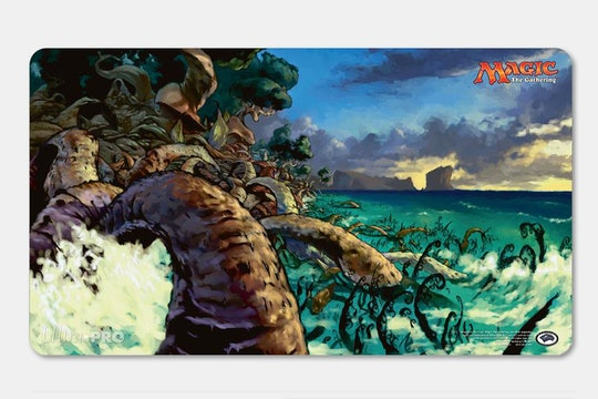 Yavimaya Coast by Anthony Waters