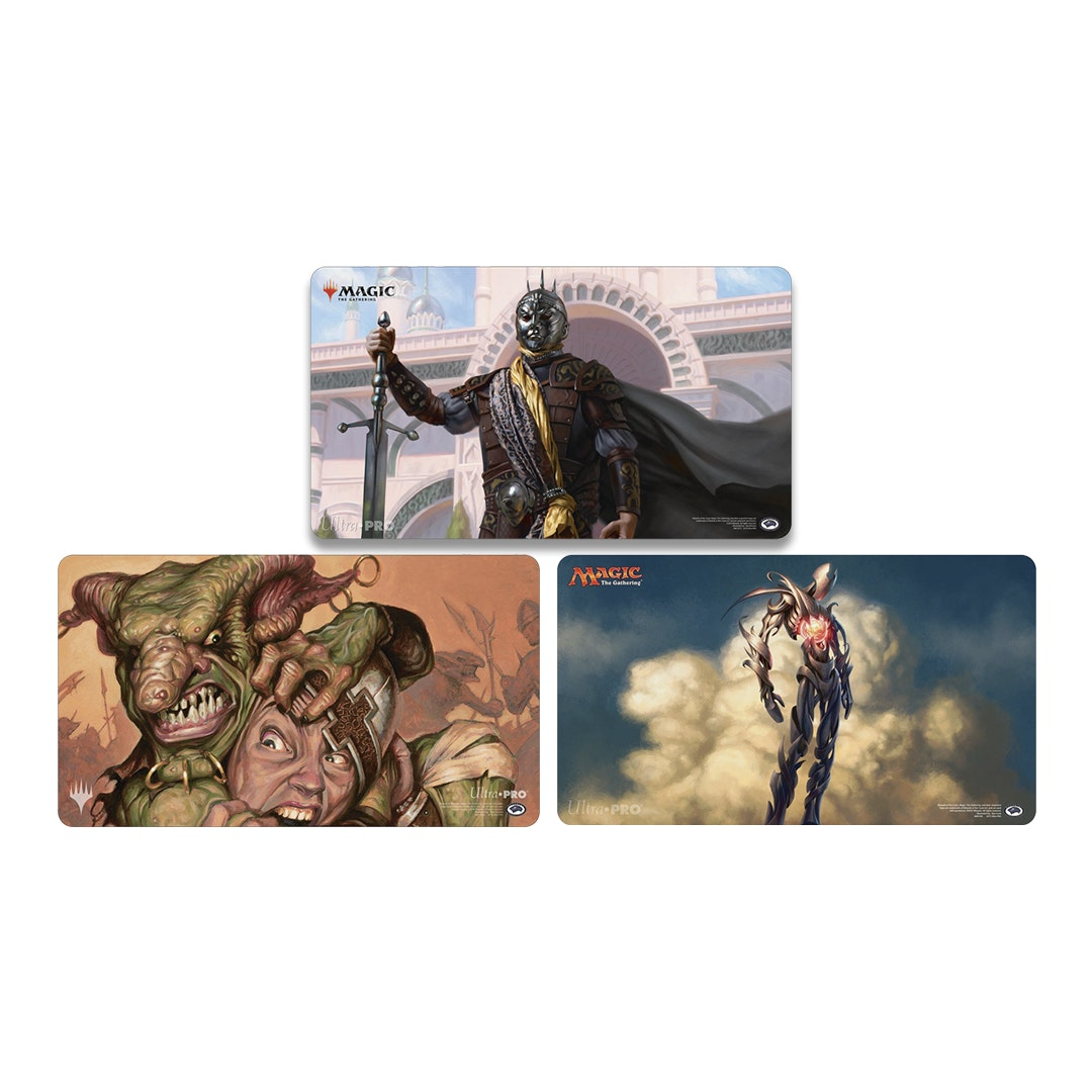 OMA Magic: the Gathering Licensed Playmats (2-Pack)