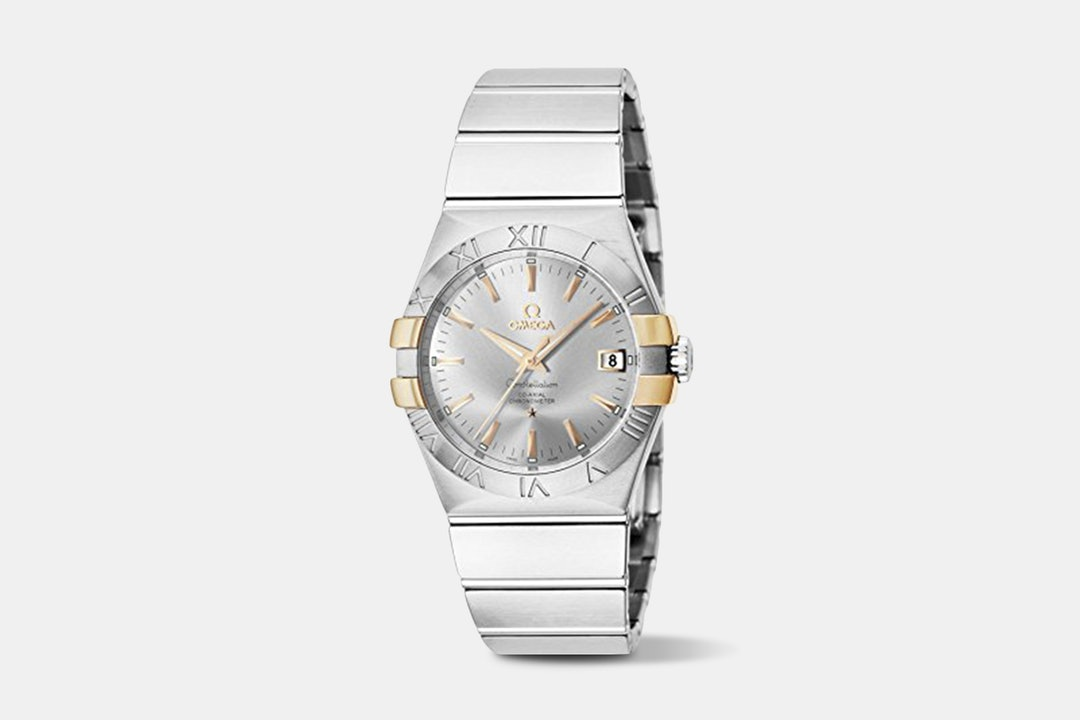 Omega Constellation Co-Axial Automatic Watch