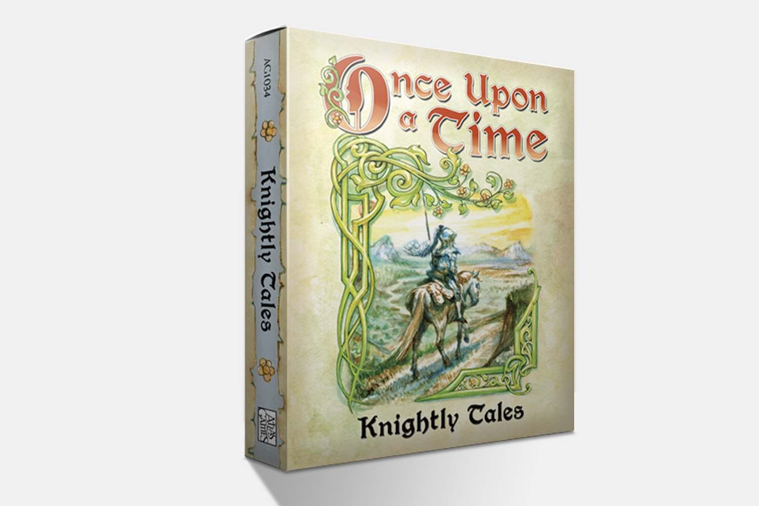 Once Upon a Time (Knightly Tales)