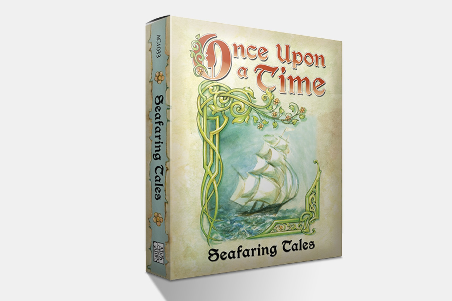 Once Upon a Time (Seafaring Tales)