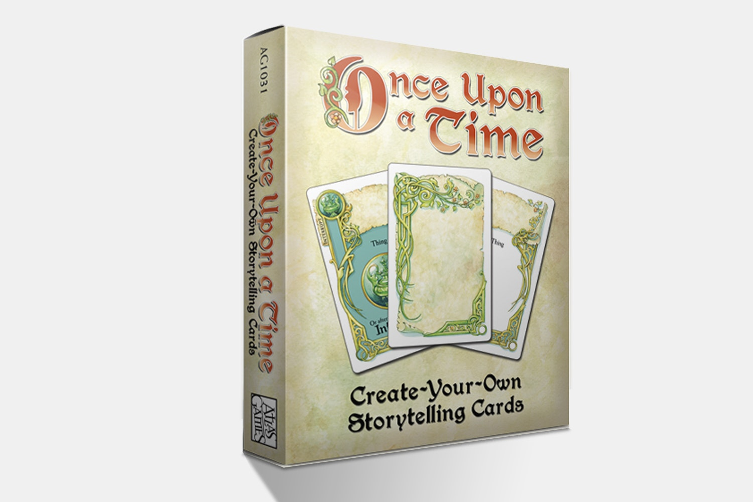 Once Upon a Time (Create Your Own Storytelling Cards)
