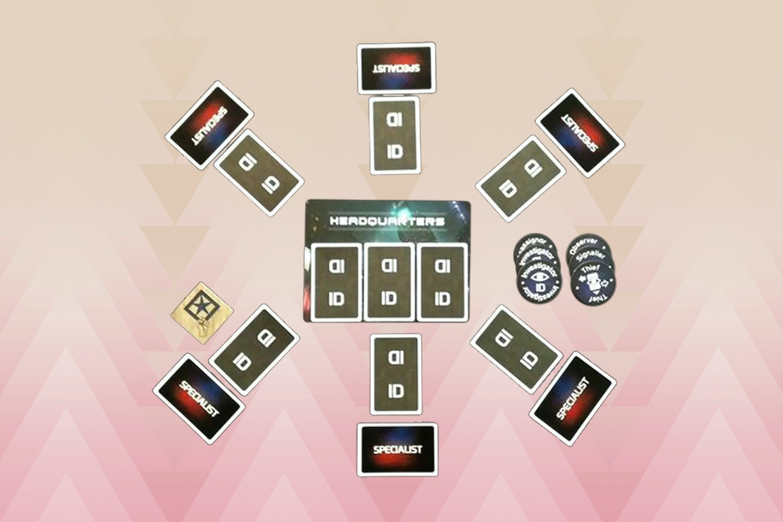 One Night Revolution Board Game