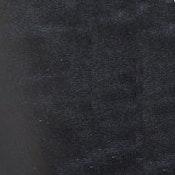 Black, brown stitching