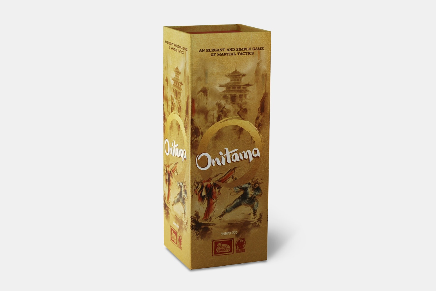 Onitama Board Game Bundle