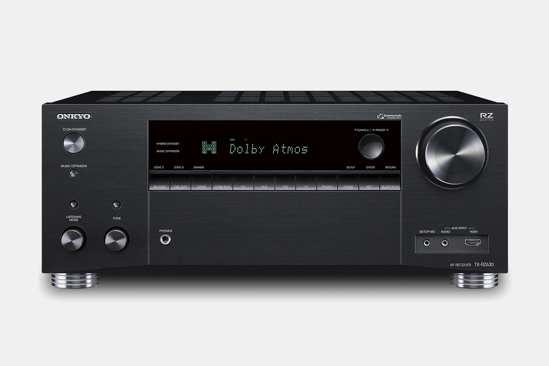 Onkyo TX-RZ830 9.2-Channel Network AV Receiver Brand New