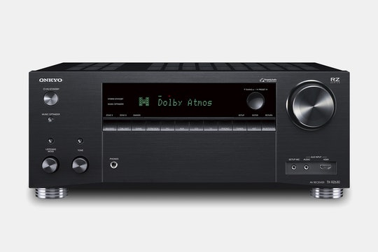 Onkyo RZ630/730/830 Dolby Atmos/DTS:X Receivers