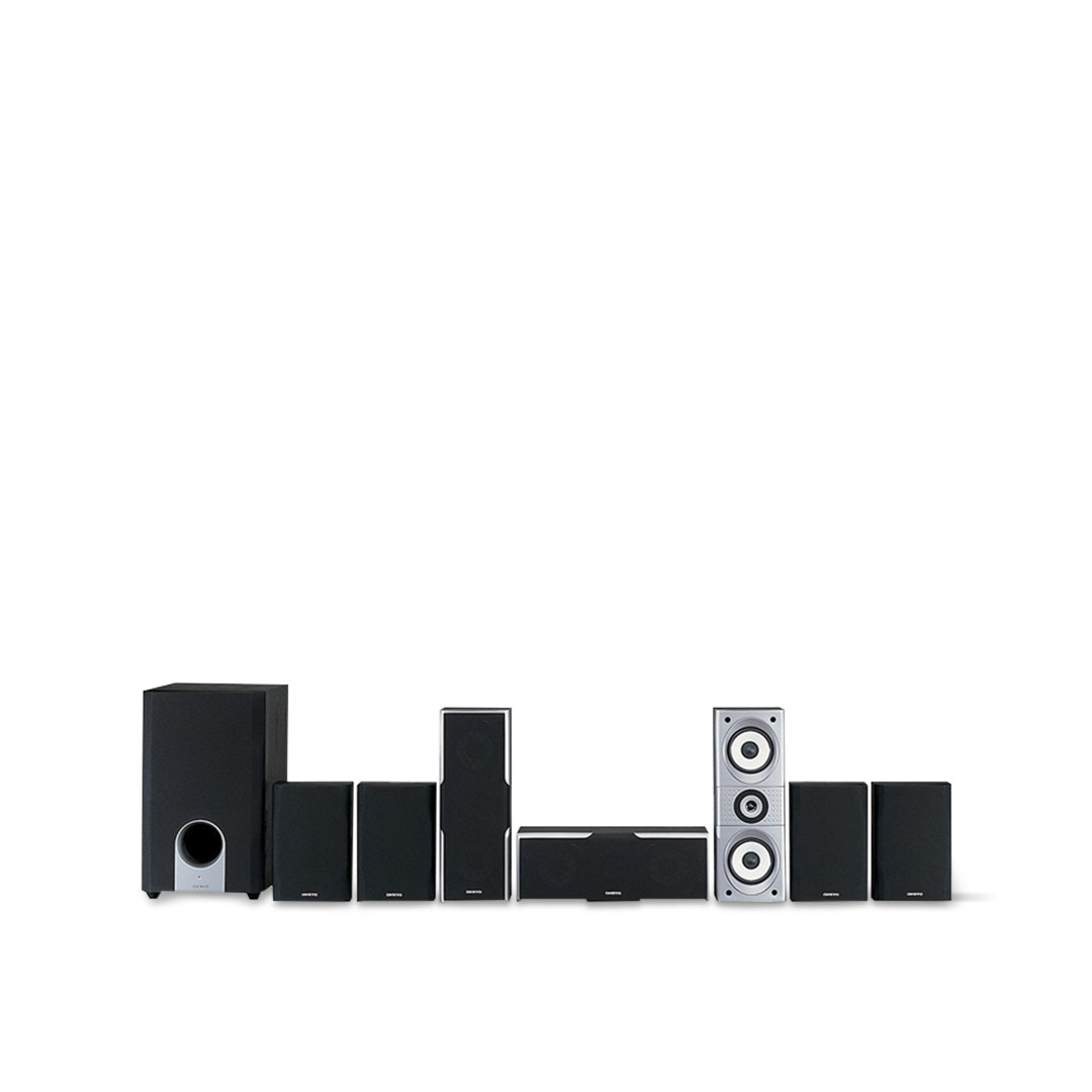 Onkyo SKS-HT540 7.1-Ch Home Theater Speakers