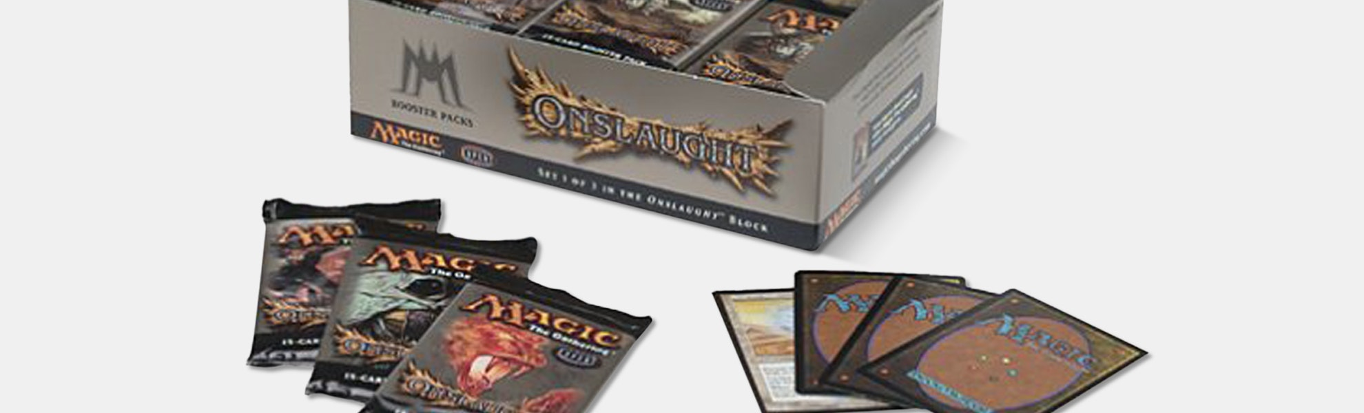 Onslaught Booster Box